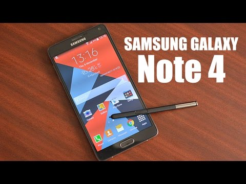 Samsung Galaxy Note 4 is the best phablet today. [REVIEW]