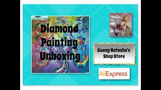 My Little Pony Diamond Painting Unboxing - Goang Natasha's Shop Store on Ali Express