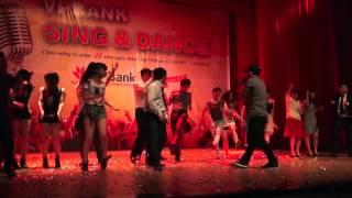 VPBank sing&dance - Em cua ngay hom qua