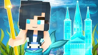 SAVING THE MERMAID KINGDOM FROM DOOM! | Minecraft Babies (Minecraft Roleplay)