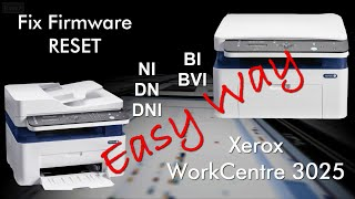Xerox WorkCentre 7855 Startup / Boot up time