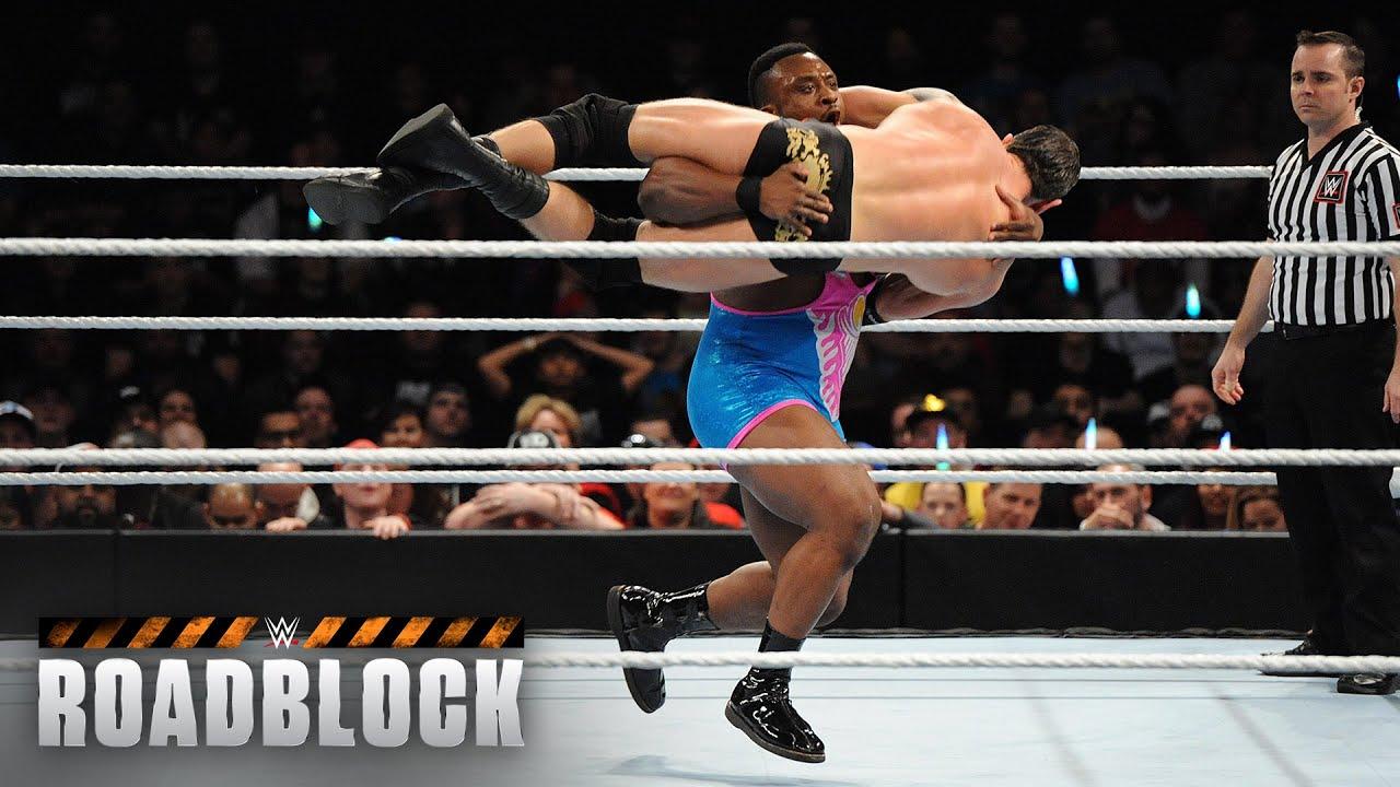 Wwe Roadblock Results Wrestling Inc