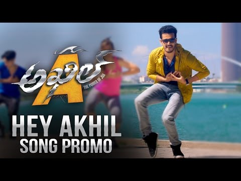 Akhil-Movie-Ninnu-Chusi-Chusi-Song-Promo