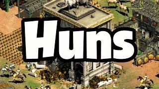 Huns: Beginner Overview AoE2