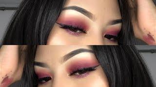smokey eye rosa💕