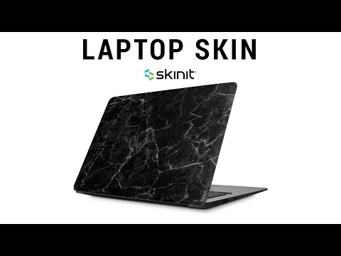 How To Apply A Laptop Skin - MacBook | Skinit