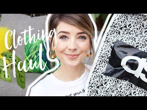 86a94a94ee0 Huge ASOS & Zara Haul (With Some Major Fails) | Zoella | Zoella - YouTube |  Bloglovin'