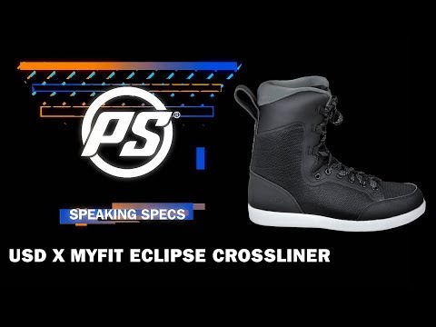 Video USD SHADOW Liner ECLIPSE CROSSLINER Black