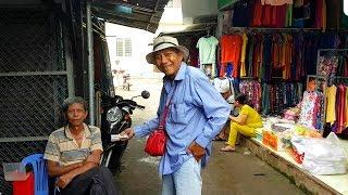 Gặp lại sư phụ bán Vé Số Bá Đạo   Hồ Thanh Vlogs