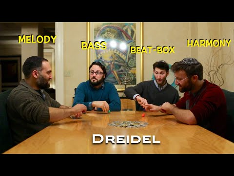 Hanukkah - Dreidel - music video by Jewish a cappella group Shir Soul - Happy Hanukkah!