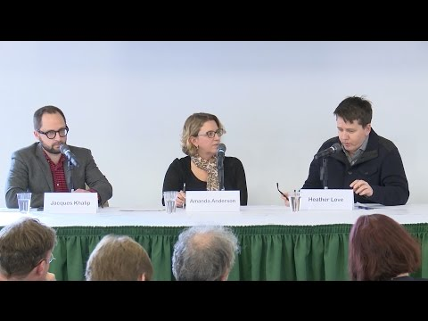 Provoking Attention Conference - Panel 5
