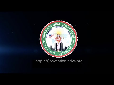 NRIVA 5th Global Convention Promo