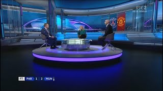 PSG 1-2 Man United Post Match Analysis