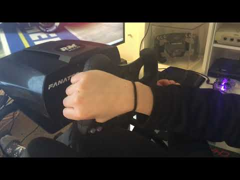 Team Fordzilla and DSFL   Steering Wheel Position