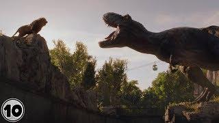Jurassic World: Fallen Kingdom Ending Explained