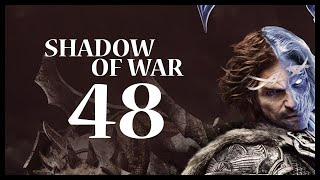 Middle-earth: Shadow of War Gameplay Walkthrough Let's Play Part 48 (SHELOB'S FINAL MEMORY)