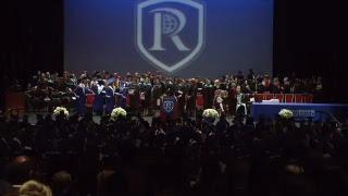 Riverwood International Charter School Graduation 2017 Live Stream