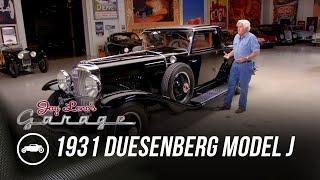 1931 Duesenberg Model J LaGrande Coupe - Jay Leno's Garage
