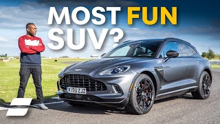 Aston Martin DBX Review: The ULTIMATE SUV? | 4K
