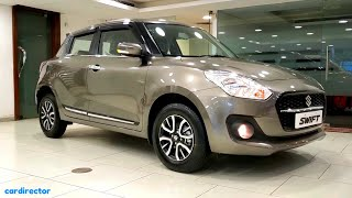 Maruti Suzuki Swift VXi 2021   New Swift 2021 Facelift   Interior and Exterior   Real-life Review