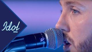 James Arthur -  Say you won't let go   Swedish Idol 2016 (TV4)
