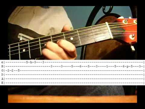 Aprende a Tocar  Dragon Ball GT - opening - en guitarra muy fácil