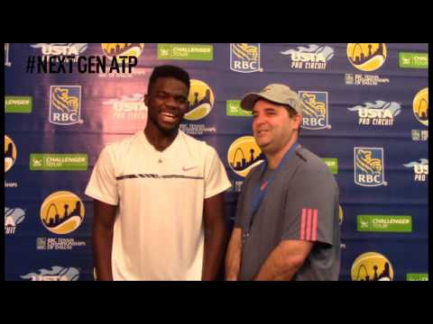 Tiafoe Returns To Dallas Challenger 2017