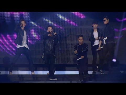 BIGBANG - 'TONIGHT' (from YG FAMILY WORLD TOUR 2014 -POWER- in Japan)