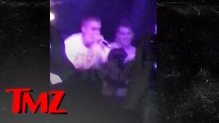 JUSTIN BIEBER NO HABLO ESPAÑOL During 'Despacito' Live | TMZ