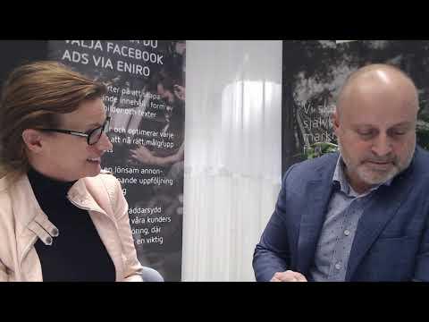 Är du nyfiken på digital marknadsföring men osäker på om det verkligen kommer att ge ditt företag fler kunder?   I vårt webinar möter Eniros VD Magdalena Bonde möbelföretaget Folkhemmets ägare Richard Djursén för att diskutera utmaningar, butiksförsäljning och en helt ny metod för att mäta effekten av digital marknadsföring.  Under webbinariet har du möjlighet att ställa frågor - dock måste du ha ett registrerat konto på YouTube.
