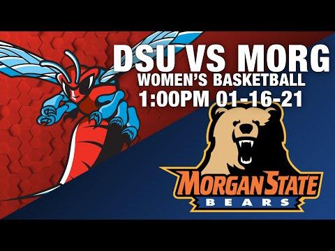 Delaware State University Women's Basketball vs Morgan State University