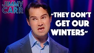 Jimmy on Third World Famine | Jimmy Carr: Comedian