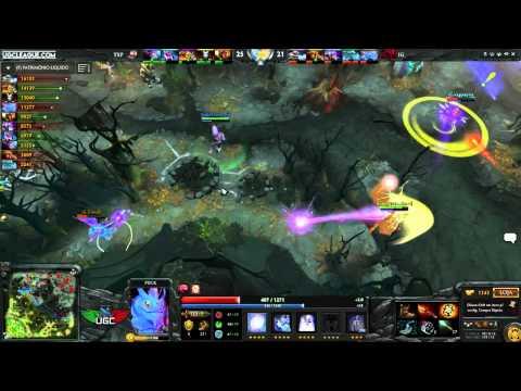 UGC SA Iron! El Todo por el Todo vs Impact Gaming // (BO3) w/ MussiDota