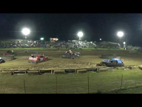 Farwell,Michigan Memorial Weekend 2018 Figure eight(RWD cars) Feature
