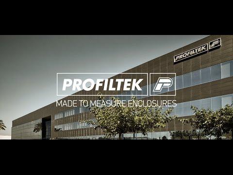 PROFILTEK. Leading manufacturer of made to measure bathroom enclosures