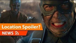 Where are The Avengers Fighting in Trailer 2