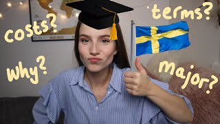 Everything you need to know about university in Sweden!
