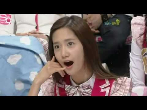 SNSD Funny - Why we love this Alligator yoong ? - Just the way you are [FMV]