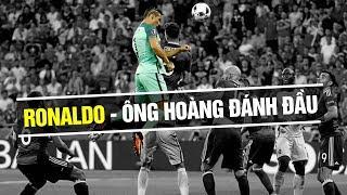 Messi là vua sút phạt nhưng Ronaldo là ông hoàng đánh đầu không ai sánh bằng!