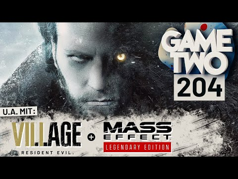 Resident Evil 8 Village, Mass Effect: Legendary Edition, Ratchet & Clank | Game Two #204