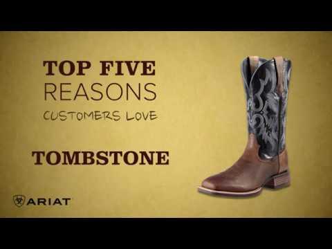 Ariat Tombstone