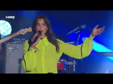 Dua Lipa - Blow Your Mind & Be The One (Live at SWR3 New Pop Festival 2016)