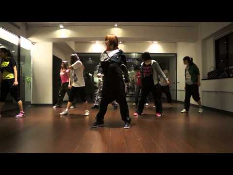 BoA Energetic dance cover/Jimmy dance(shilo老師)