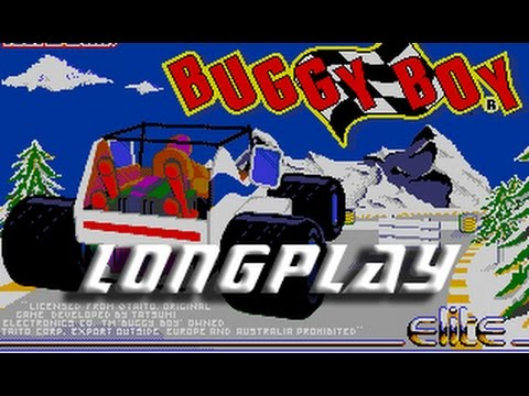 Buggy Boy (Commodore Amiga) Longplay