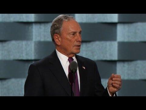 Michael Bloomberg's entire Democratic convention speech