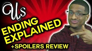Us SPOILERS MOVIE REVIEW + Ending Explained Theory Breakdown!!!