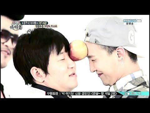 ● GD [Funny moments] & Hyung Don [Infinity challenge] | HUMOR