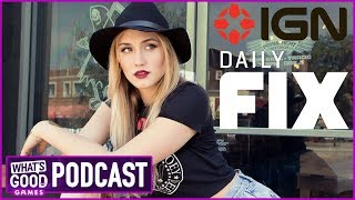 EA Cancels STAR WARS?! With Special Guest Naomi Kyle - What's Good Games Videocast (Ep. 23)