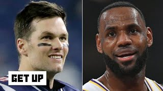 Tom Brady should sign a LeBron-style deal with the Patriots - Domonique Foxworth   Get Up