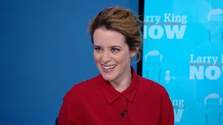 If You Only Knew: Claire Foy | Larry King Now | Ora.TV